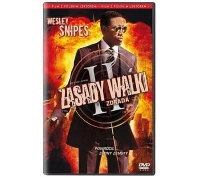 Film IMPERIAL CINEPIX Zasady walki 2: Zdrada The Art of War II: Betrayal