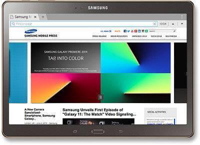 Tablet SAMSUNG Galaxy Tab S 10 5 Wi-Fi, Tablety - opinie, cena