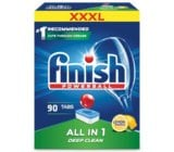 Tabletki do zmywarki FINISH All-in-1 90 cytrynowe