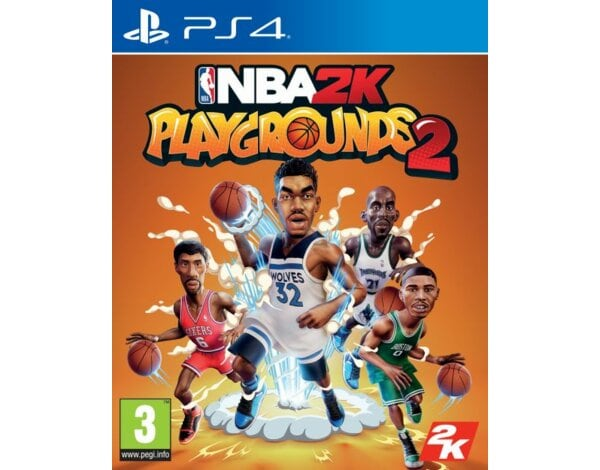 Gra PS4 NBA 2K Playgrounds 2