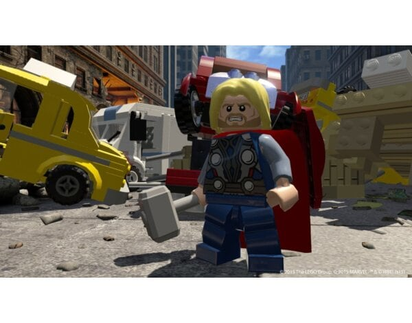 LEGO Marvel&#39,s Avengers (PS4)