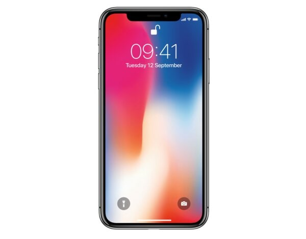 Smartfon APPLE iPhone X 256GB Gwiezdna szarość MQAF2PM/A