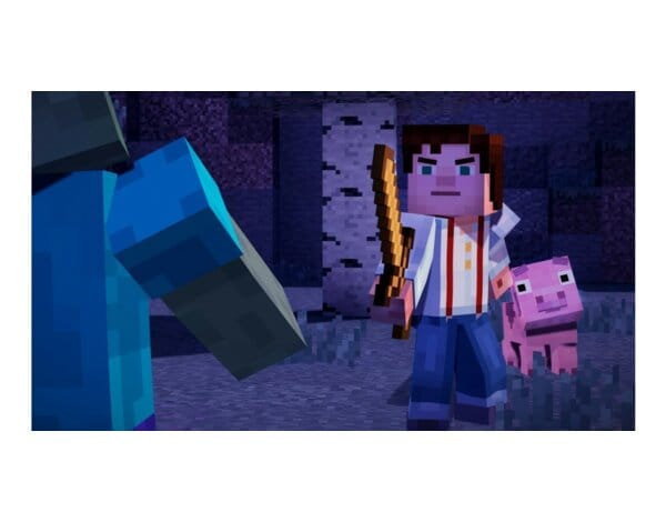Gra PC Minecraft: Story Mode - The Complete Adventure
