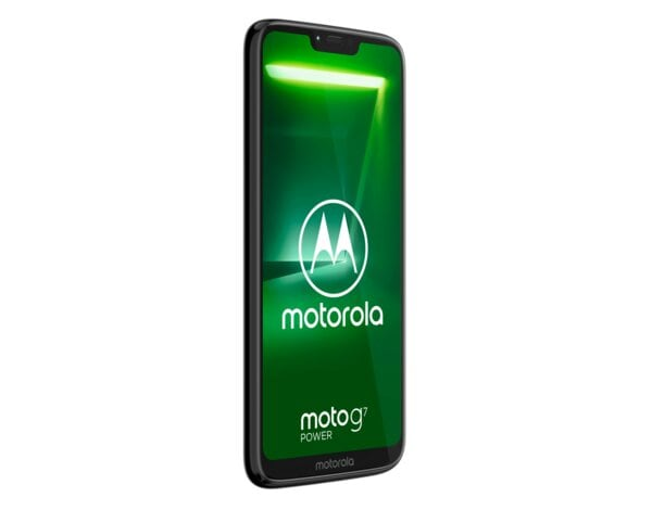 Smartfon MOTOROLA Moto G7 Power 4/64GB DualSIM Ceramic Black