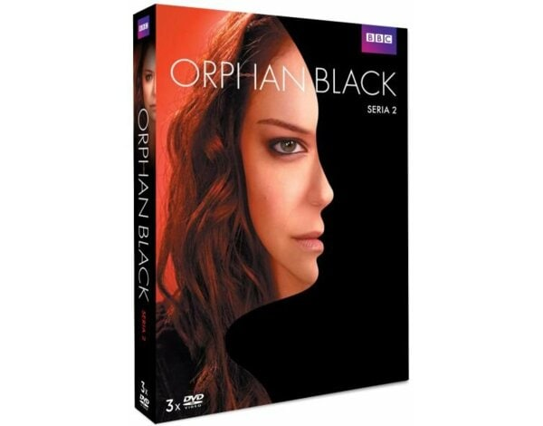 Orphan Black. Sezon 2 (3DVD)