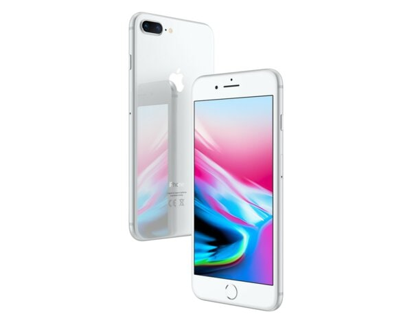 Smartfon APPLE iPhone 8 Plus 64GB Srebrny MQ8M2PM/A
