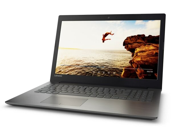Laptop LENOVO IdeaPad 320-15IAP 80XR01DSPB N4200/8GB/256GB SSD/INT/Win10H Onyx Black