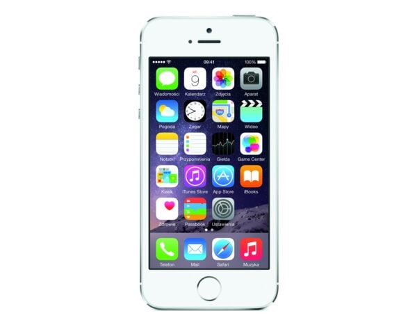 Smartfon APPLE iPhone 5s 32GB Srebrny
