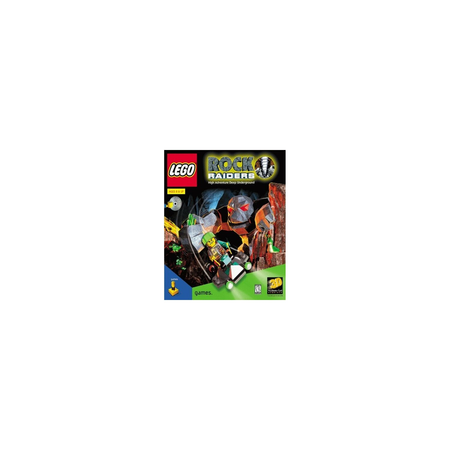 Gra PC CENEGA LEGO: Rock Raiders