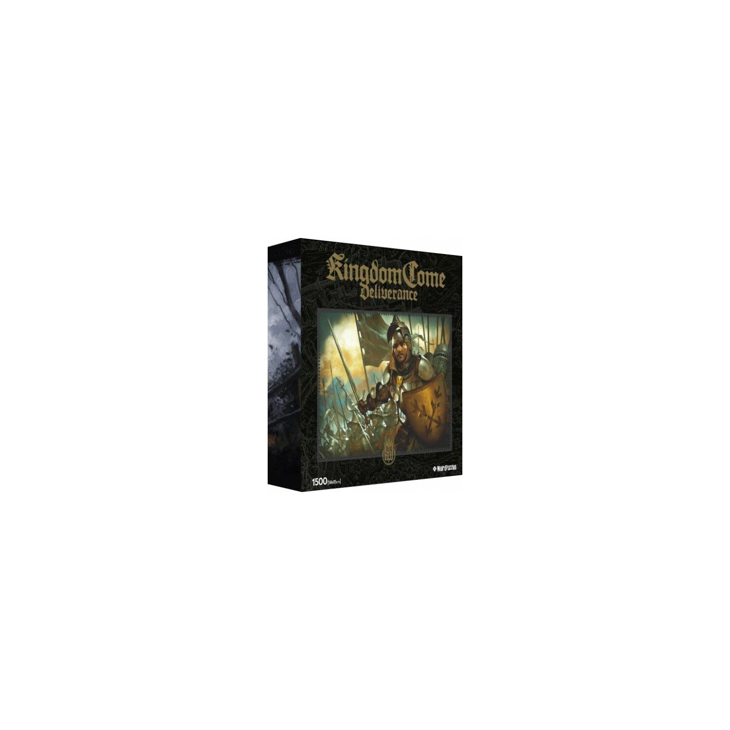 Puzzle Kingdome Come Deliverance Henry