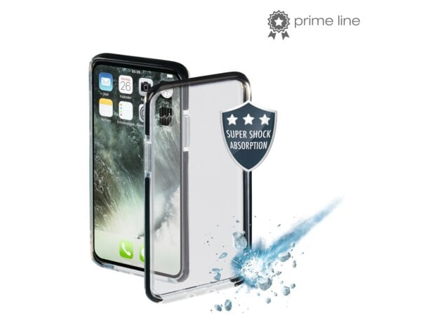 Etui HAMA Cover Protector Apple iPhone X Czarny
