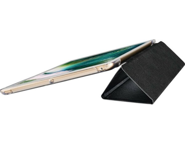 Etui na tablet HAMA Fold clear Apple iPad 9,7 cala 2017 Czarny