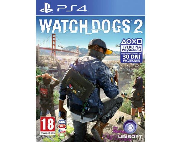 Gra Ps4 Watch Dogs 2 Playstation 4 Opinie Cena Sklep Mediamarkt Pl