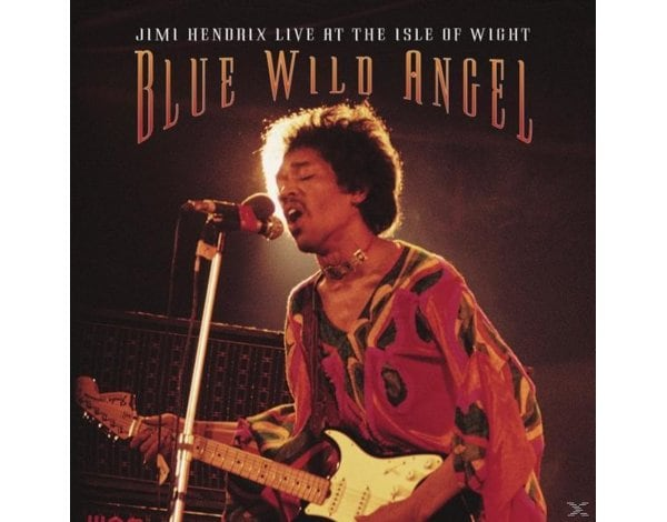 BLUE WILD ANGEL: JIMI HENDRIX