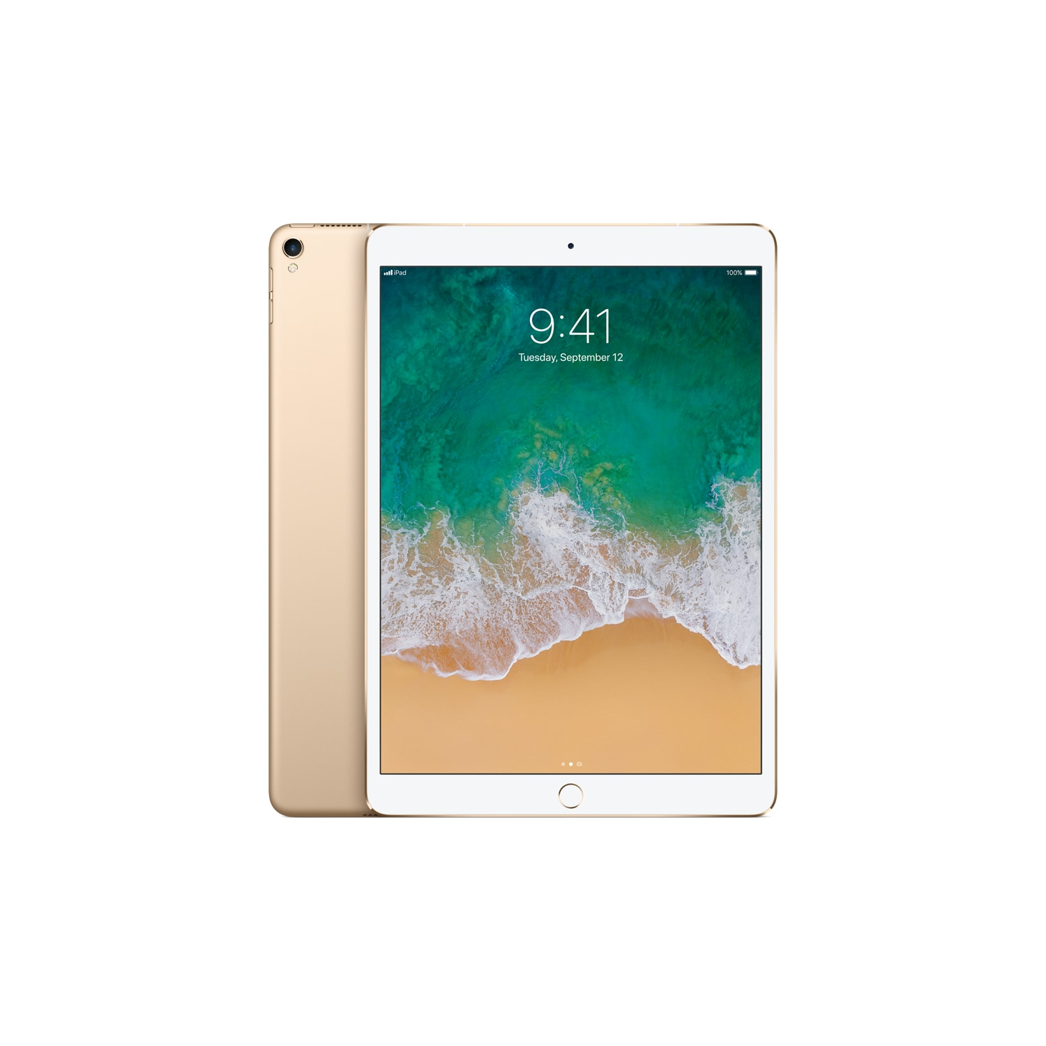Tablet APPLE iPad Pro 10.5 Wi-Fi+Cellular 512GB Złoty MPMG2FD/A