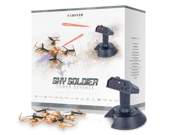 Dron FOREVER TF1 Sky Soldier Tower Defence DR-210