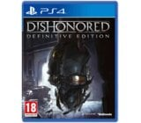 Gra PS4 Dishonored Definitive Edition