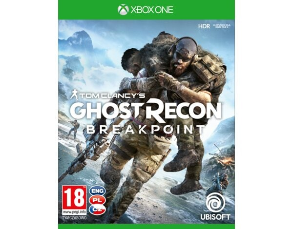 Gra Xbox One Tom Clancy's Ghost Recon Breakpoint