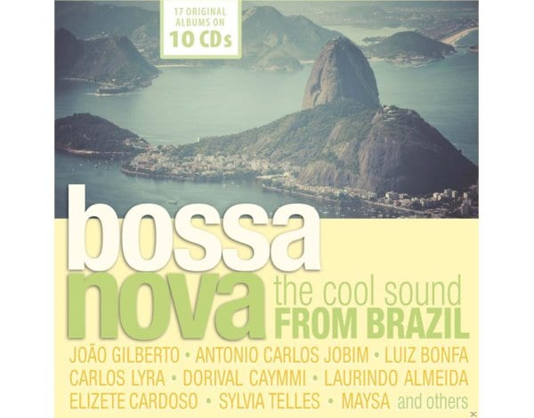 Bossa Nova Cool Sound From Brazil