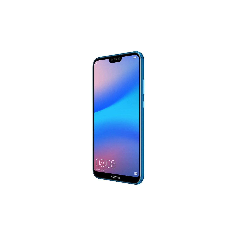 3b39d2801ce55 Smartfon HUAWEI P20 Lite Niebieski - Smartfony -