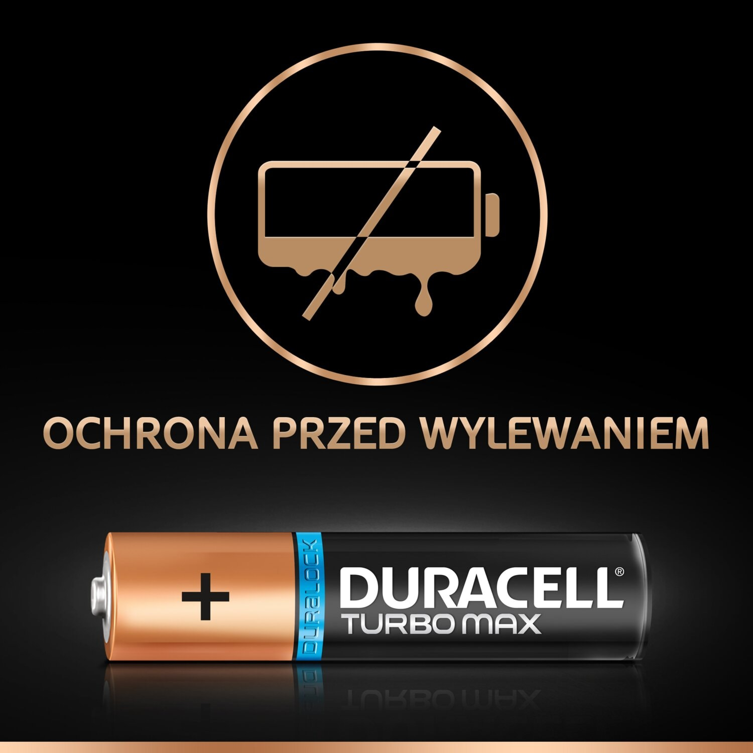 Baterie DURACELL Turbo Max AAA 8szt.