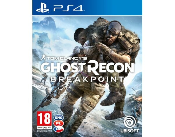 Gra PS4 Tom Clancy's Ghost Recon Breakpoint