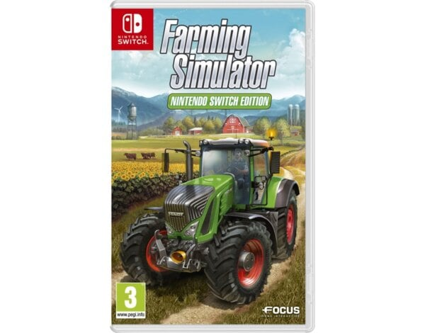 Gra Nintendo Switch Farming Simulator Nintendo Switch Edition