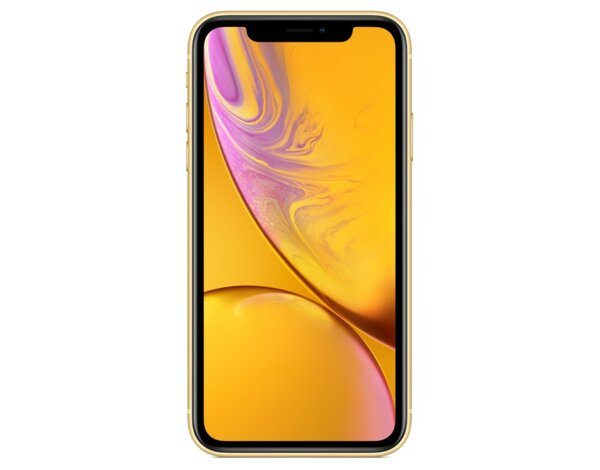 Smartfon APPLE iPhone XR 64GB Żółty MRY72PM/A