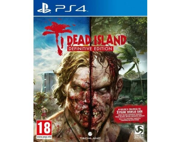 Gra PS4 Dead Island Definitive Collection