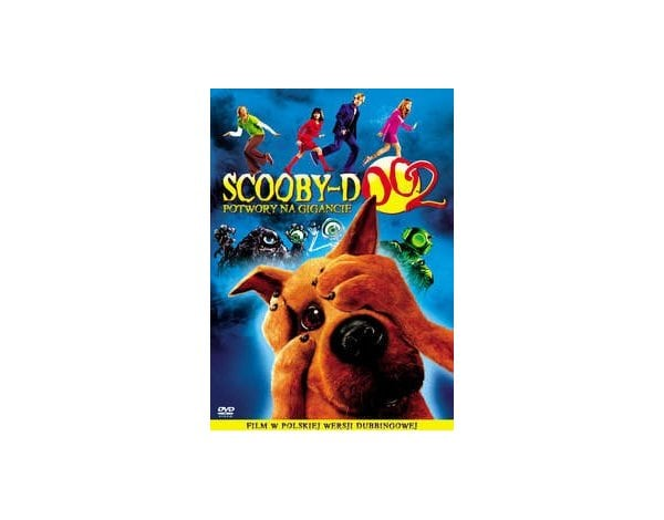 Film GALAPAGOS Scooby-Doo 2: Potwory na gigancie Scooby-Doo 2: Monsters Unleashed