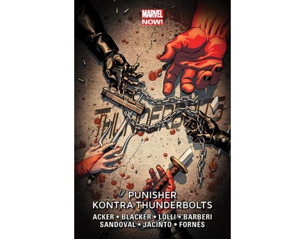 Thunderbolts: Punisher kontra Thunderbolts. Tom 5