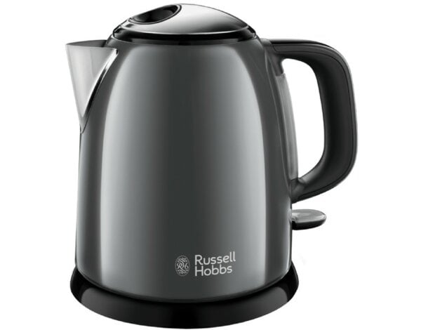 2298f3da9 Czajnik RUSSELL HOBBS 24993-70 Plus Mini Kettle Grey - Czajniki ...