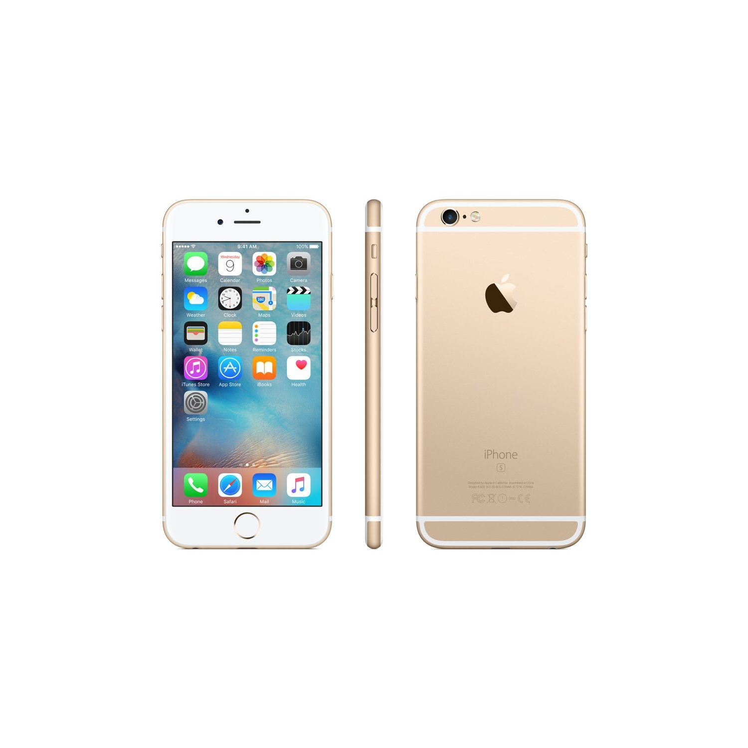 Smartfon APPLE iPhone 6s 16GB Złoty