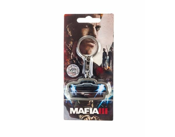 Brelok GOOD LOOT Mafia III - Car Shape Keychain