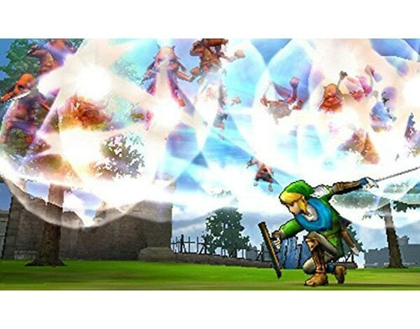 Gra 3DS Hyrule Warriors Legends