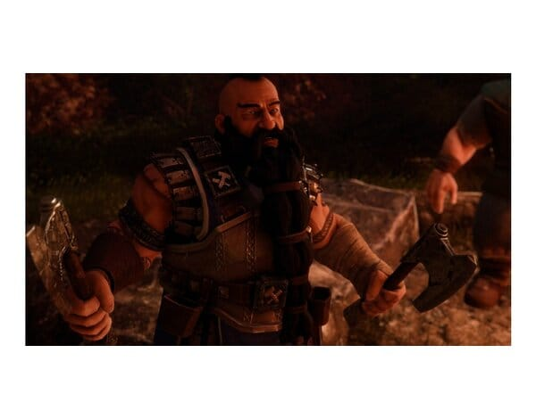 Gra PS4 The Dwarves