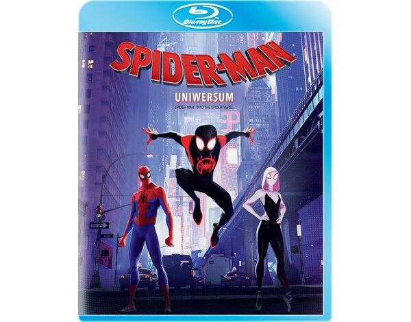538c8da87b703 Spider-Man Uniwersum (BD) - Sensacyjne/Przygodowe -