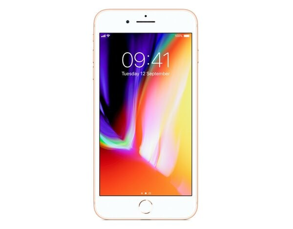 Smartfon APPLE iPhone 8 Plus 128GB Złoty MX262PM/A