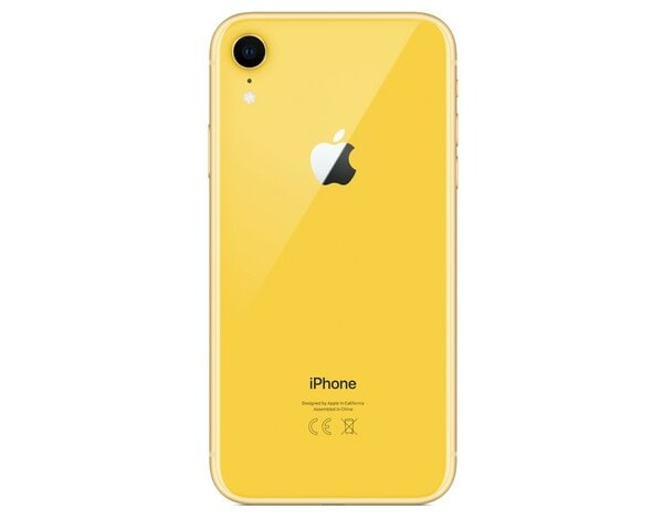 Smartfon APPLE iPhone XR 256GB Żółty MRYN2PM/A