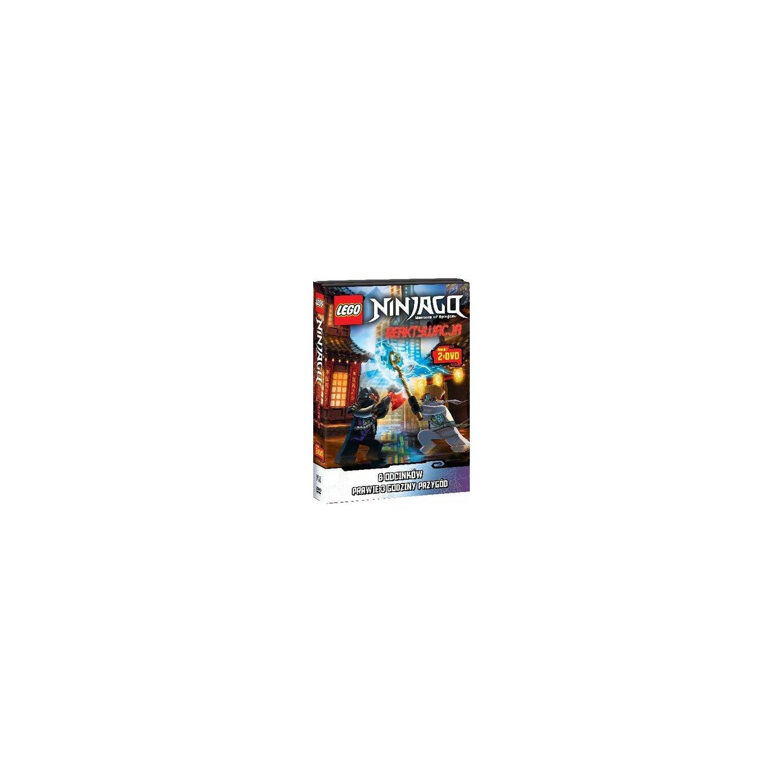 Lego Ninjago Rebooted Animowanefamilijne Opinie Cena Sklep