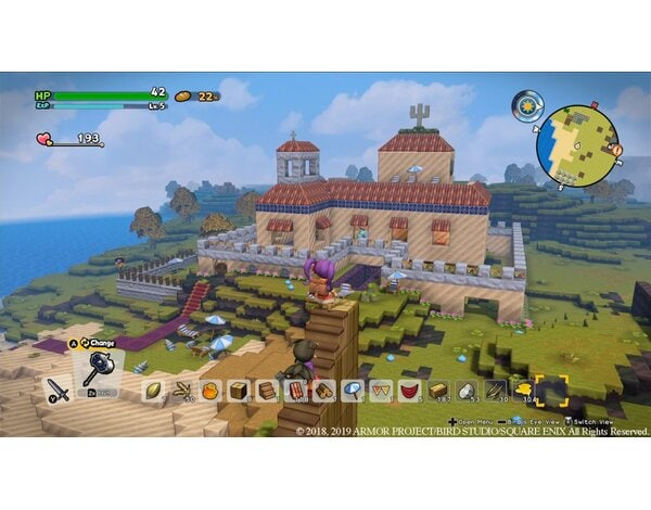 Gra Nintendo Switch Dragon Quest Builders 2