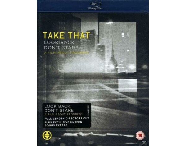 Look Back, Don't Stare - A Film About Progress