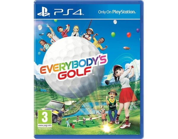 Gra PS4 Everybody's Golf
