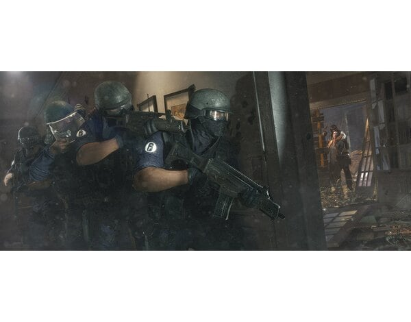 Gra PC Tom Clancy's Rainbow Six Siege