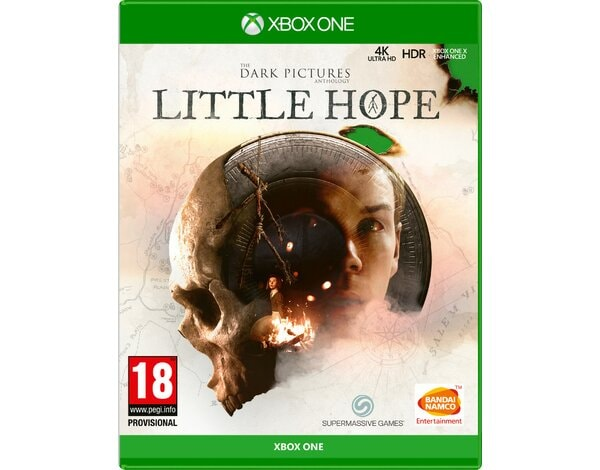 Gra Xbox One The Dark Pictures: Little Hope