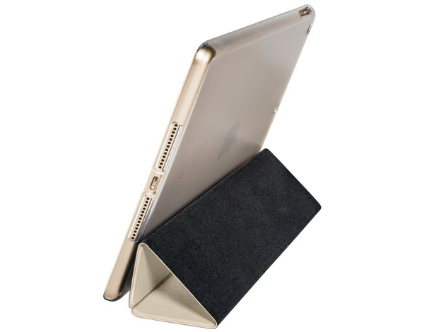 Etui HAMA Fold Clear Apple iPad 9.7 (2017/2018) Kremowy