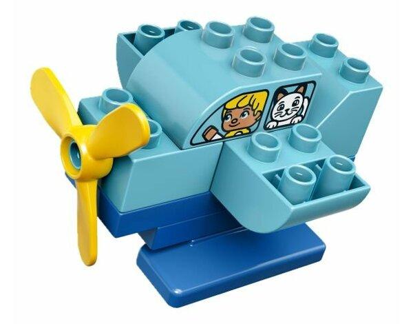 Klocki Lego Duplo Mój Pierwszy Samolot 10849 Klocki Opinie Cena