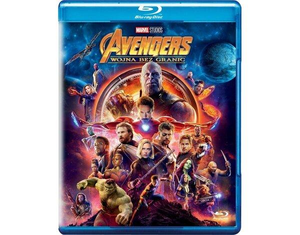 Avengers Wojna Bez Granic Bd Sensacyjneprzygodowe Opinie
