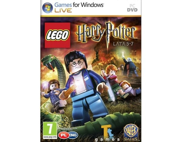 Gra PC CENEGA LEGO Harry Potter Lata 5-7