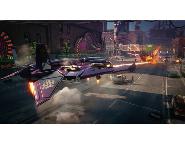 Gra PS4 Saints Row The Third Remastered